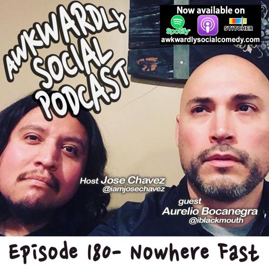 Episode 180- Aurelio Bocanegra